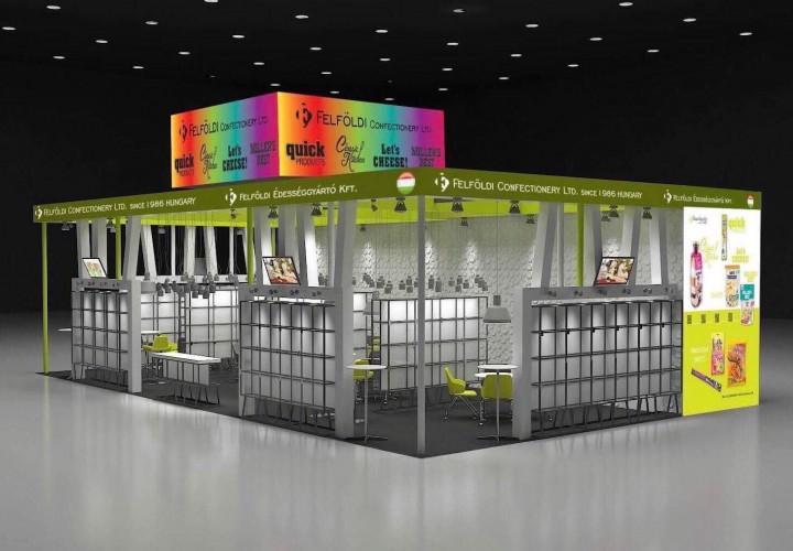 ISM2018 Édesség és Világkiállítás- Köln