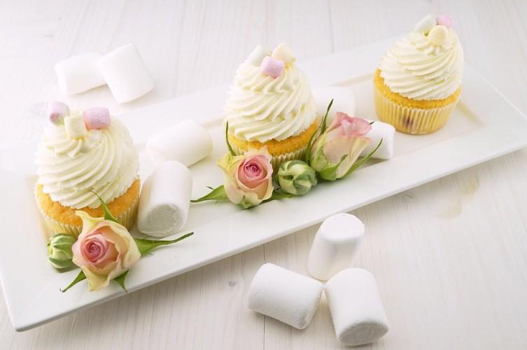 Hogyan készítsünk citrom krémes muffint?